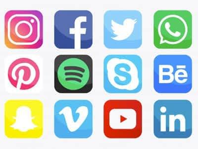 Redes sociales franquicias