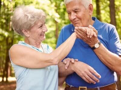 Consejos para las personas mayores en primavera