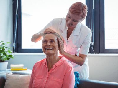 Cuidados a domicilio: calidad de vida para tus mayores