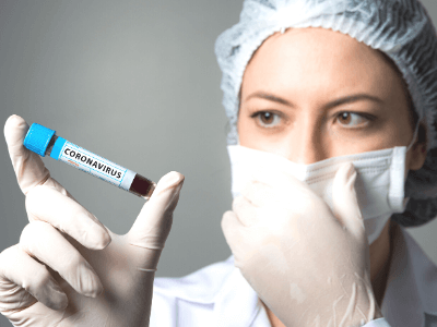 pruebas para detectar coronavirus